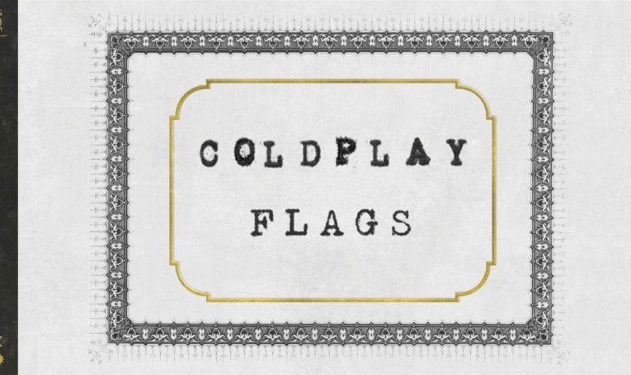 Coldplay — Flags (Everyday Life Japanese Bonus Track, Official audio)
