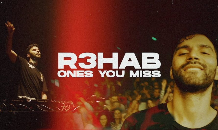 R3HAB — Ones You Miss (Official Music Video)